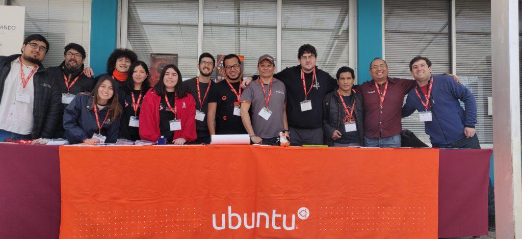 Ubucon LA Talca 2019